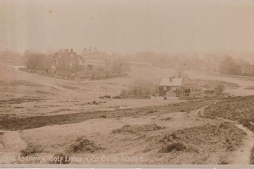 Royal Ashdown Forest Golf Links & C/Houses Ref.2560 C.Ea 1900