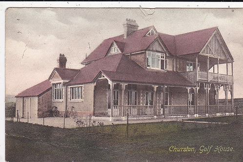 Churston Golf Club House Ref.1426 C.1908