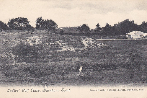 Burnham Ladies Golf Links Ref