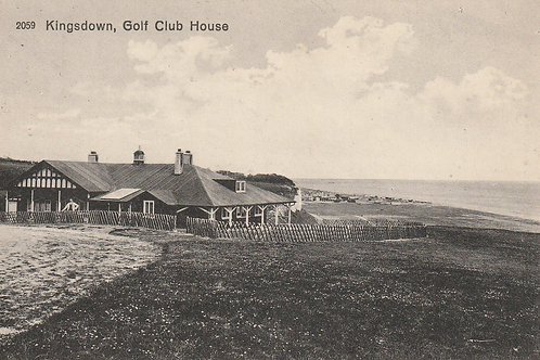 Kingsdown Golf Pavilion Ref.2356 C.1915-25