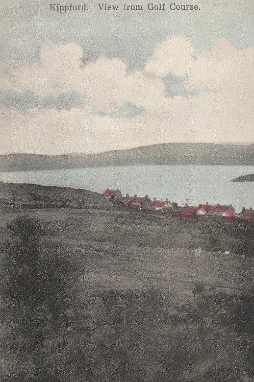Kippford Golf Course Ref.2451 C.Pre 1914