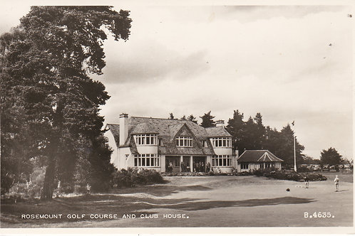 Blairgowrie Golf Club House Ref.1460