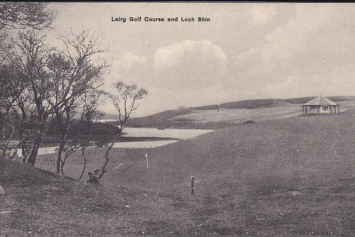 Lairg Golf Course Ref.1706 C.1910-15