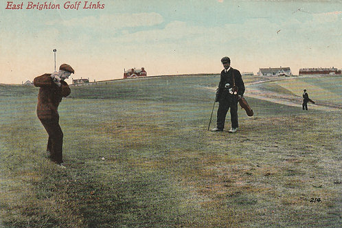 East Brighton Golf Links Ref.2583 C.1910-14