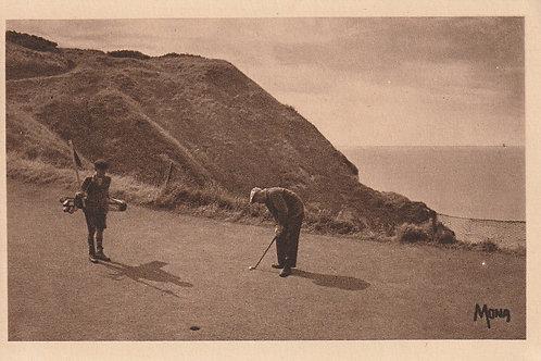 Dieppe Golf Links Ref.2831 C.ea 1900s