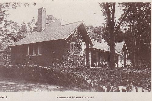 Longcliffe Golf House Ref.2098a C.Pre 1914