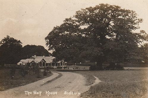Sidcup Golf Pavilion Ref.2390 C.Pre 1914
