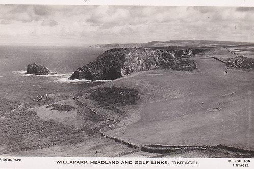 Tintagel Golf Links Ref.929a C.19--