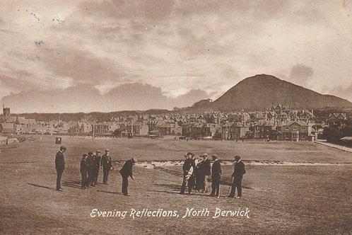 North Berwick West Links Ref.2408 C.1913