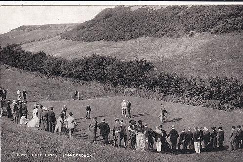 Scarborough S/Cliff  James Braid  Ref.1510 C.1905-10