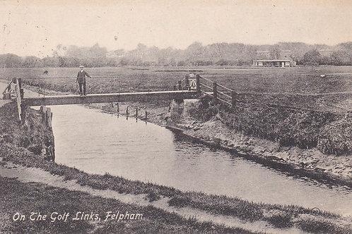 Bognor Regis Golf Course C.1920 Ref.1615
