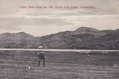 Fairbourne Golf Links C.Ea 1900s Ref.744a