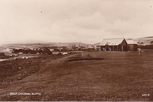 Alyth Golf Pavilion C.1910-15 Ref.971