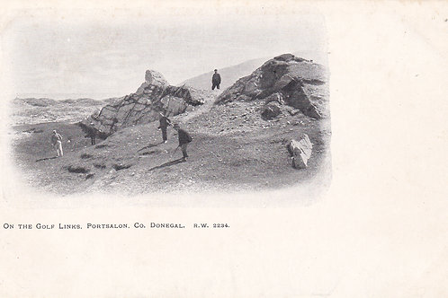 SOLD>Ref.844.Portsalon Golf Links,Co.Donegal C.Early 1900s