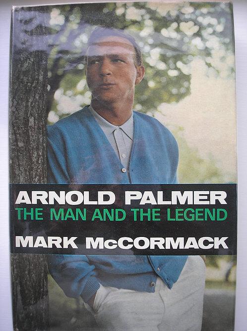 Arnold Palmer SIGNED Book Ref.383