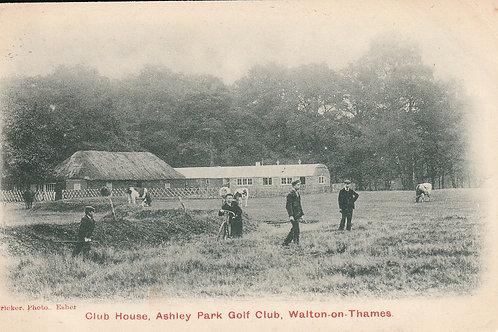 Ashley Park Golf House Ref.2444 C.Pre 1914