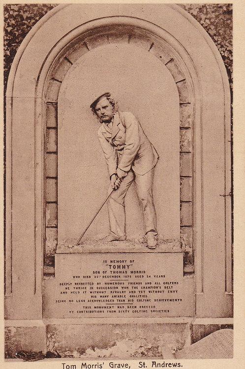 Tommy Morris's Grave C.Ea 1900 Ref.1998