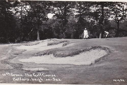 Belfairs Golf Course Ref.1966