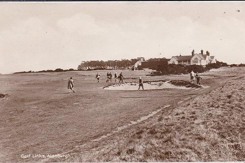 Aldeburgh Golf Links Ref.1116