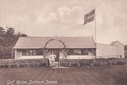 Barham Golf House Ref.1843 C.Pre 1914