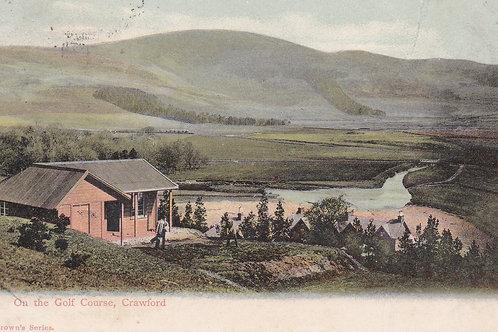 Crawford Golf Links & Club House,Ref 757. C.1907