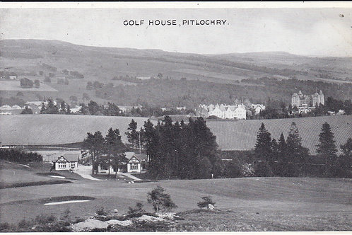 Pitlochry Golf House & Course Ref.1046