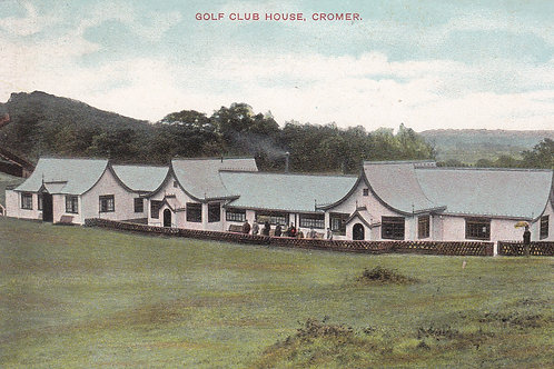 Cromer Golf Club House Ref.1937 c.1914-18