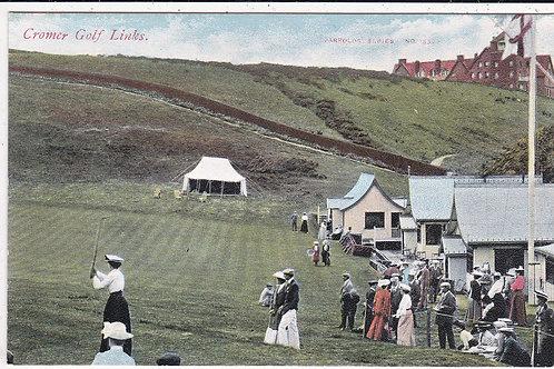 Cromer Golf Links & Ladies Amateur C.1905 Ref.32
