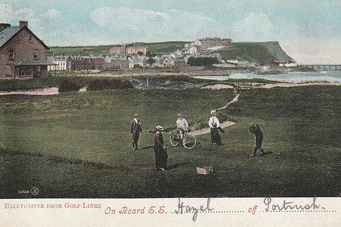 Ballycastle Golf Links Ref.2717 C.1907