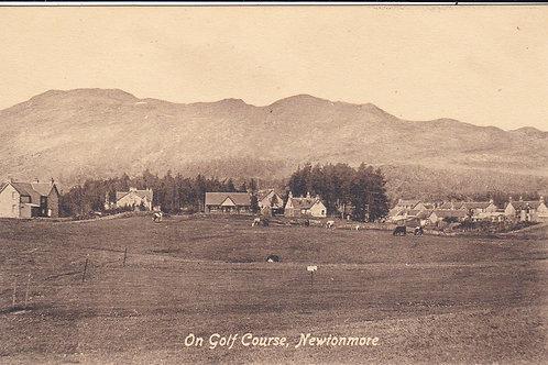 Newtonmore Golf Course Ref.1727