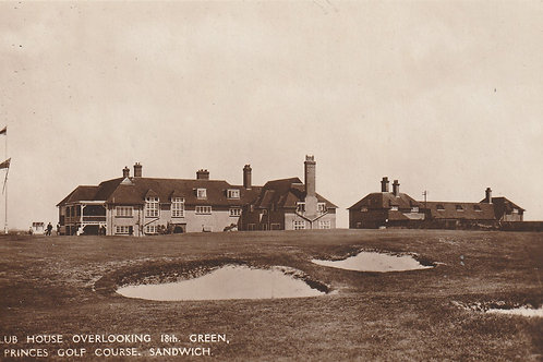 St Georges Golf Club House, Sandwich  Ref.2374 C.1930s