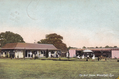 Woodhall Spa Golf House.Wrench.Ref.770.C.1907