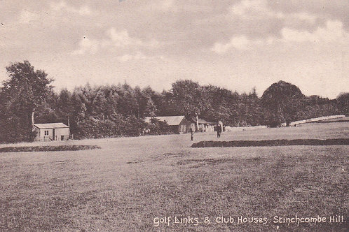 Stinchcombe Hill Golf Course  Ref.895a C.Pre 1914