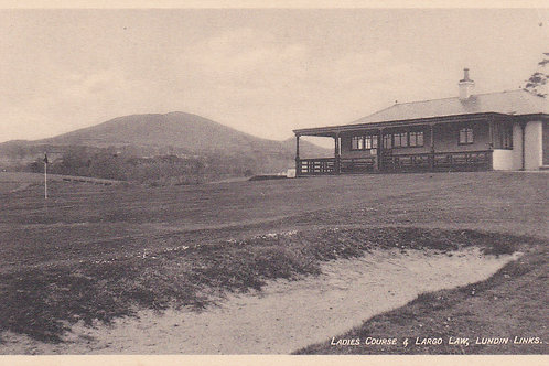 Lundin Ladies Links/Pavilion.Ref 228 C.Early 1900s