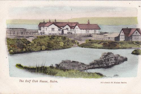 Nairn Golf House Ref.1171 C.Ea.1900s