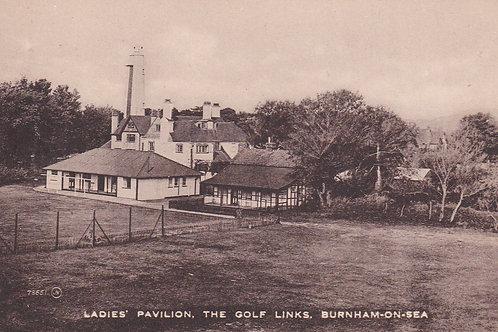 Burnham-on-Sea Ladies C/ House.Ref 874.C.1915-20