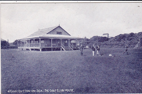 Sutton-on-Sea Golf Pavilion Ref.1546 C.Pre 1914