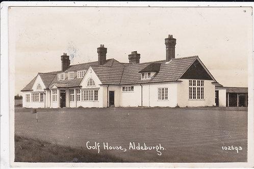 Aldeburgh Golf House C.1930 Ref.1415