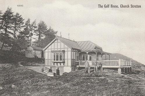 Church Stretton Golf Pavilion Ref.2539 C.1910