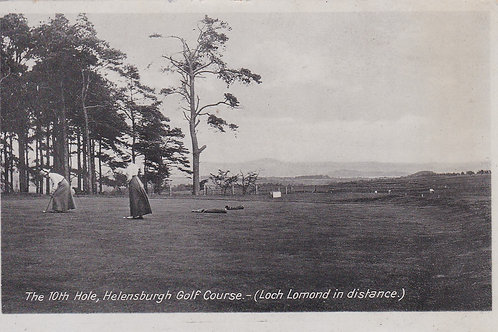 Helensburgh Golf Course Ref.1762a C.1914