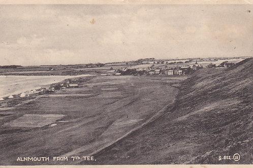 Alnmouth Village Club C.19 Ref.1566