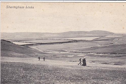 Sheringham Golf Links C.Ea 1900s Ref.1259