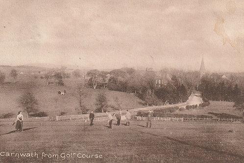Carnwath Golf Course & Village Ref.2488 C.1912
