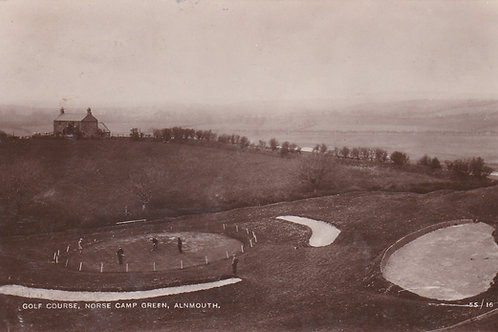 Alnmouth Village Club C.1914 Ref.059