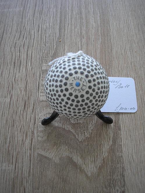 The Mersey Bramble Ball Ref.GM255