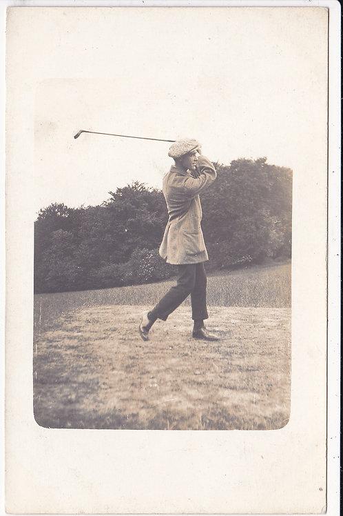 Alec Bishop Golf Professional Ref.850