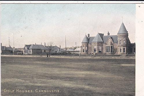 SOLD>Ref.1530.Carnoustie Golf Club Houses Ref.1530 C.1904