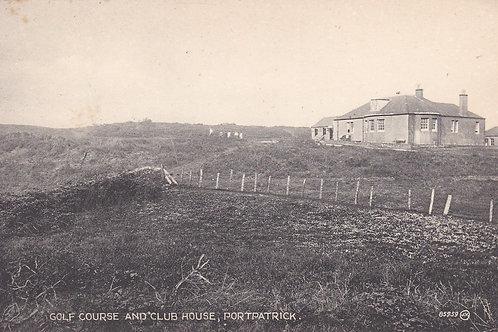 Portpatrick Golf House Ref.1820 C.1914-18