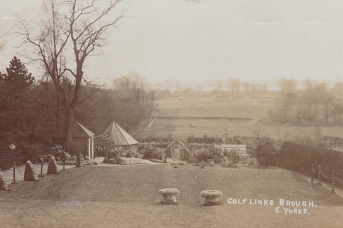 Brough Golf Links C.1906 Ref.967a