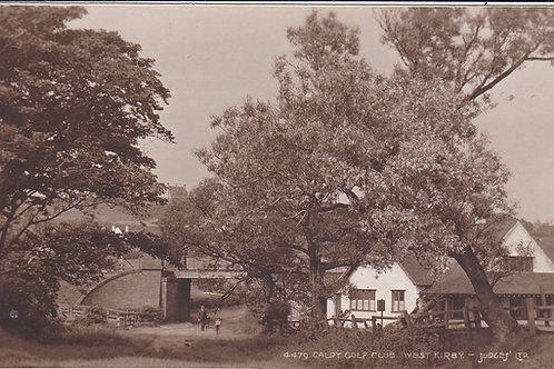Caldy Golf Pavilion Ref.1682 C.1925
